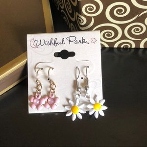 💕Adorable Set of Girl's Earrings